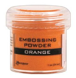 Ranger - Opaque/Shiny Embossing Powders - Orange